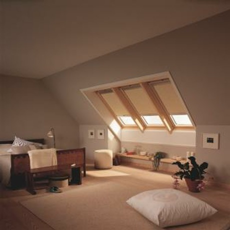 Velux blinds in barrow in furness velu roller blinds for Velux window blinds remote control